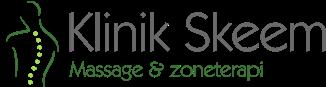 Klinik Skeem – Fysiurgisk massage og zoneterapi Logo